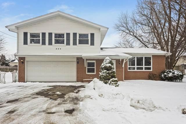 330 E Roosevelt Road, Stillman Valley, IL 61084 (MLS #10967074) :: John Lyons Real Estate