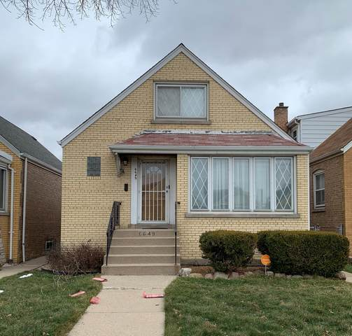 6649 S Kenneth Avenue, Chicago, IL 60629 (MLS #10967094) :: The Wexler Group at Keller Williams Preferred Realty