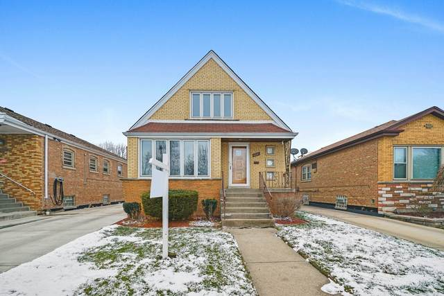 4241 W Marquette Road, Chicago, IL 60629 (MLS #10967105) :: The Wexler Group at Keller Williams Preferred Realty
