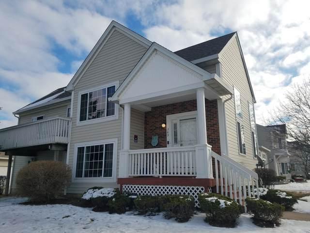 369 Magnolia Court, Bolingbrook, IL 60440 (MLS #10967118) :: Helen Oliveri Real Estate