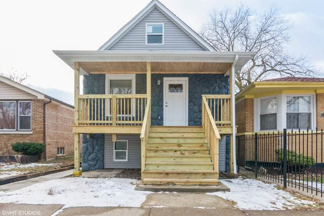9034 S University Avenue, Chicago, IL 60619 (MLS #10967119) :: Suburban Life Realty