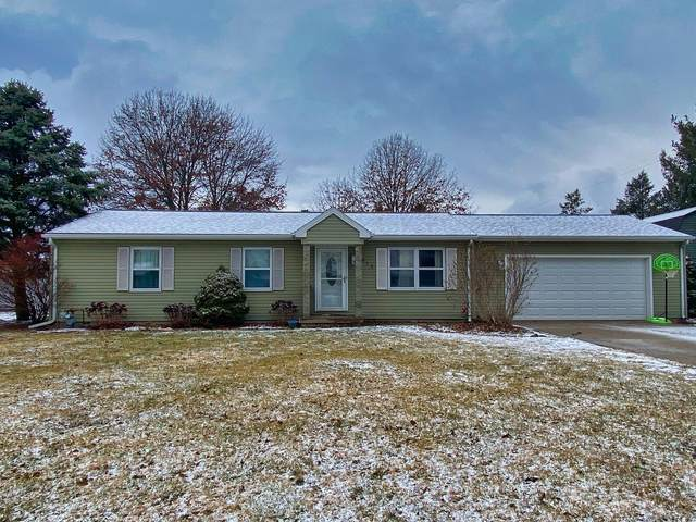 315 Broadway Street, Fisher, IL 61843 (MLS #10967125) :: Touchstone Group