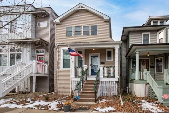 803 S Taylor Avenue, Oak Park, IL 60304 (MLS #10967159) :: Angela Walker Homes Real Estate Group