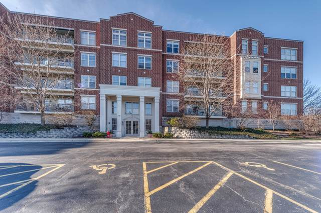 715 Astor Lane #502, Wheeling, IL 60090 (MLS #10967180) :: Helen Oliveri Real Estate