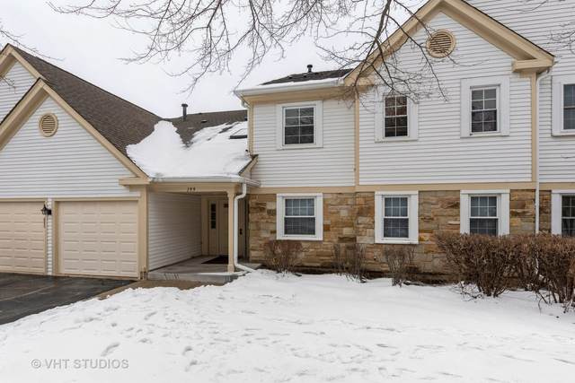 199 Dublin Court Z1, Schaumburg, IL 60194 (MLS #10967217) :: The Wexler Group at Keller Williams Preferred Realty