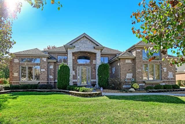 10511 Julie Ann Lane, Orland Park, IL 60467 (MLS #10967224) :: Suburban Life Realty