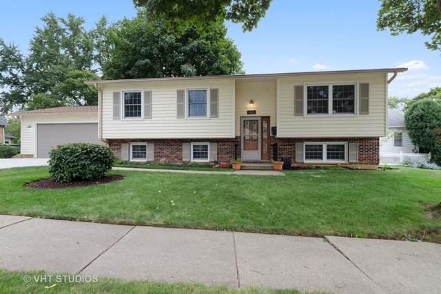 802 Bartlett Terrace, Libertyville, IL 60048 (MLS #10967234) :: Helen Oliveri Real Estate