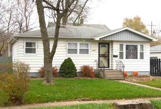 14845 Lexington Avenue, Harvey, IL 60426 (MLS #10967261) :: Schoon Family Group
