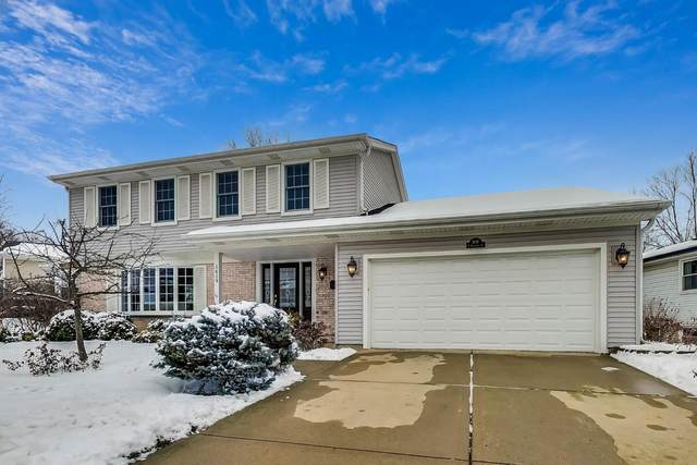 1619 W Canterbury Court, Arlington Heights, IL 60004 (MLS #10967377) :: The Dena Furlow Team - Keller Williams Realty