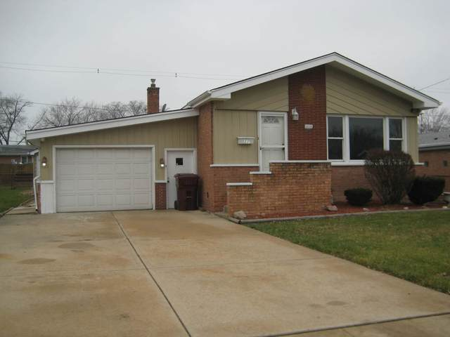 516 N Manchester Drive, Chicago Heights, IL 60411 (MLS #10967443) :: The Wexler Group at Keller Williams Preferred Realty