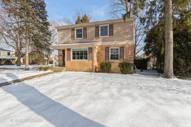 400 Hampton Terrace, Libertyville, IL 60048 (MLS #10967448) :: John Lyons Real Estate
