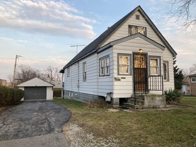 10801 S Menard Avenue, Chicago Ridge, IL 60415 (MLS #10967449) :: Janet Jurich