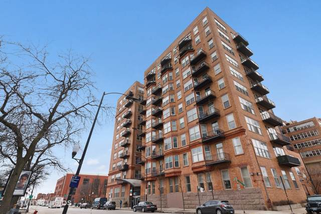 500 S Clinton Street #904, Chicago, IL 60607 (MLS #10967451) :: The Wexler Group at Keller Williams Preferred Realty