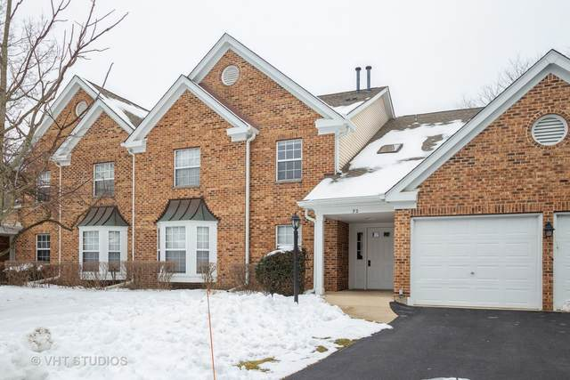 32 Ashburn Court Z1, Schaumburg, IL 60193 (MLS #10967500) :: Jacqui Miller Homes