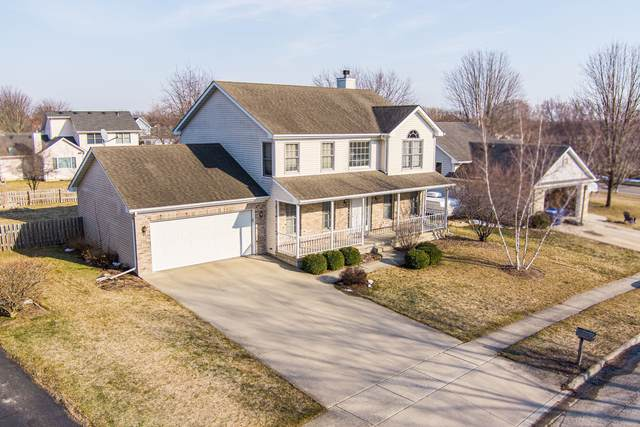 1022 Fox Hollow Drive, Dekalb, IL 60115 (MLS #10967517) :: Helen Oliveri Real Estate