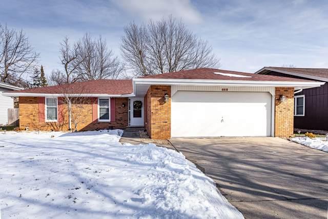 668 Cassie Drive, Joliet, IL 60435 (MLS #10967528) :: RE/MAX IMPACT