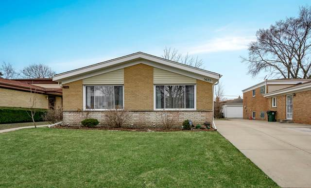 5625 Theobald Road, Morton Grove, IL 60053 (MLS #10967539) :: The Spaniak Team