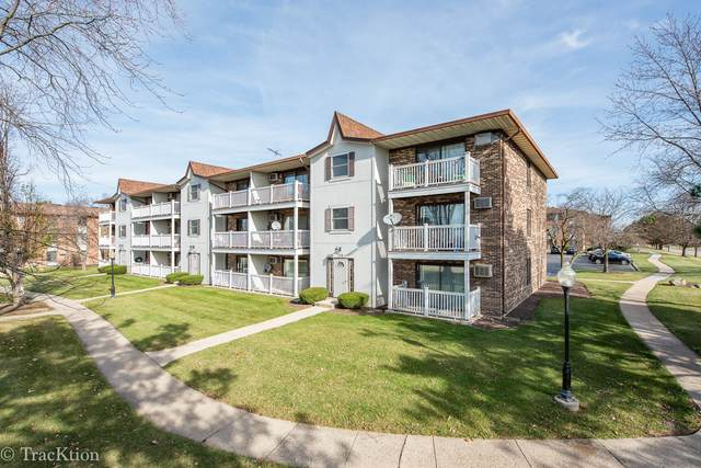117 Gregory Street #29, Aurora, IL 60504 (MLS #10967588) :: BN Homes Group