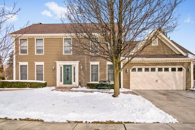 2462 Whitehall Court, Aurora, IL 60504 (MLS #10967668) :: Janet Jurich