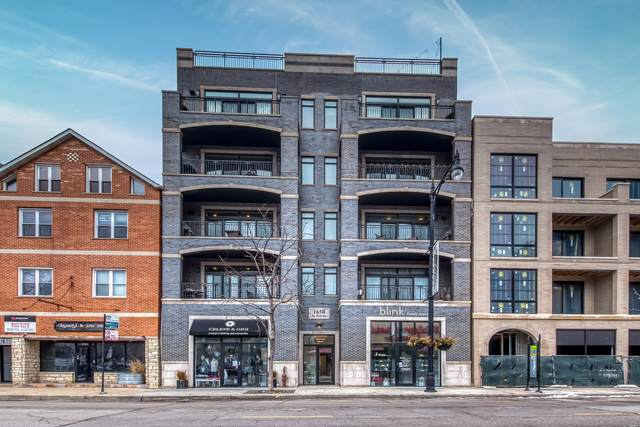 1650 W Belmont Avenue 3E, Chicago, IL 60657 (MLS #10967730) :: Helen Oliveri Real Estate