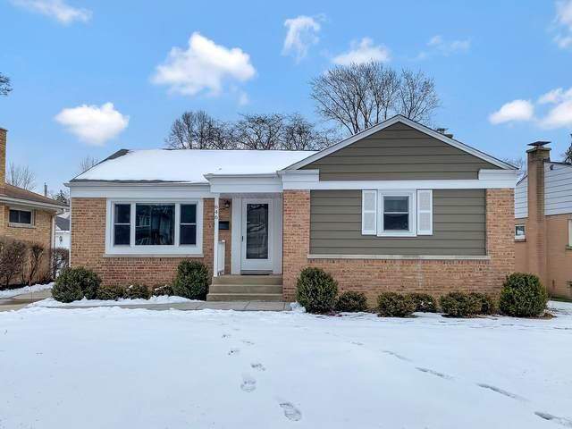 646 E Clarendon Avenue, Arlington Heights, IL 60004 (MLS #10967733) :: Helen Oliveri Real Estate