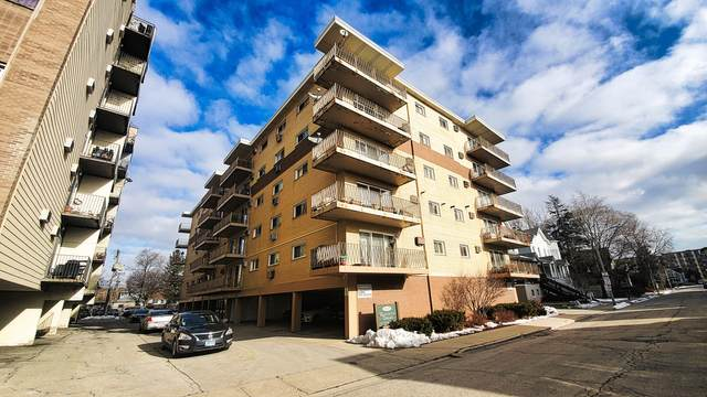7443 Washington Street #408, Forest Park, IL 60130 (MLS #10967740) :: The Spaniak Team