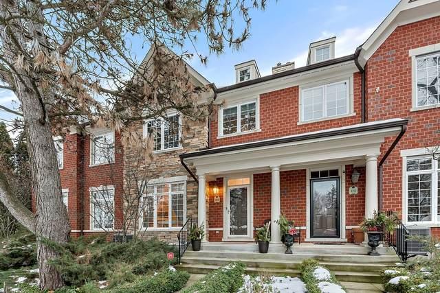 4213 Linden Tree Lane, Glenview, IL 60026 (MLS #10967823) :: Helen Oliveri Real Estate