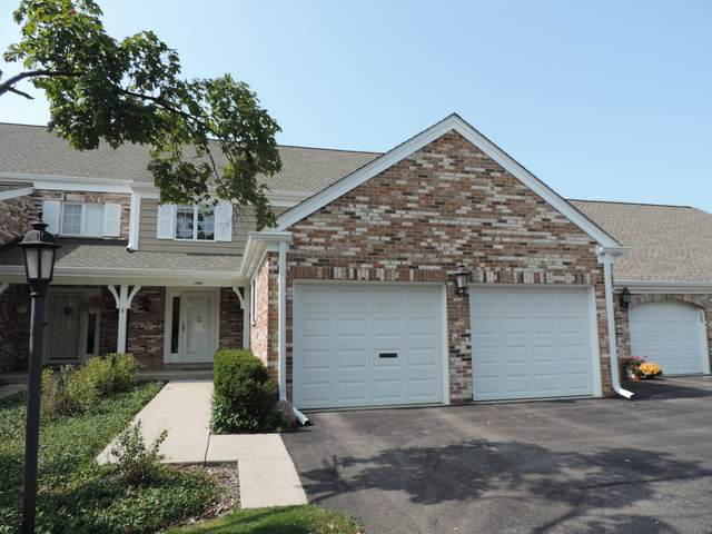 1540 Shire Circle #115, Inverness, IL 60067 (MLS #10967838) :: The Wexler Group at Keller Williams Preferred Realty