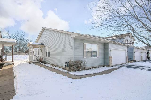 235 Morrow Street A, Somonauk, IL 60552 (MLS #10967884) :: The Dena Furlow Team - Keller Williams Realty