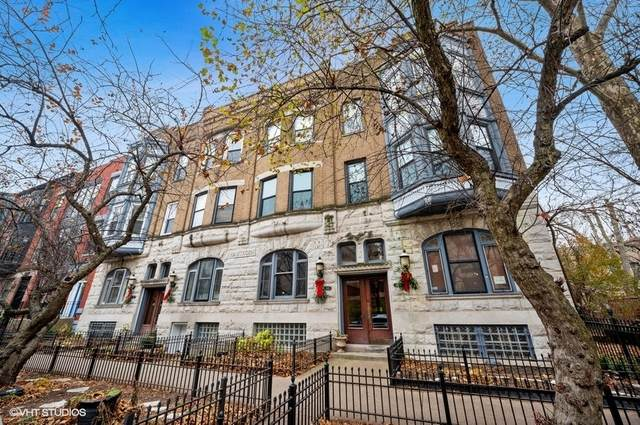 1045 W Belden Avenue #1, Chicago, IL 60614 (MLS #10967933) :: Helen Oliveri Real Estate