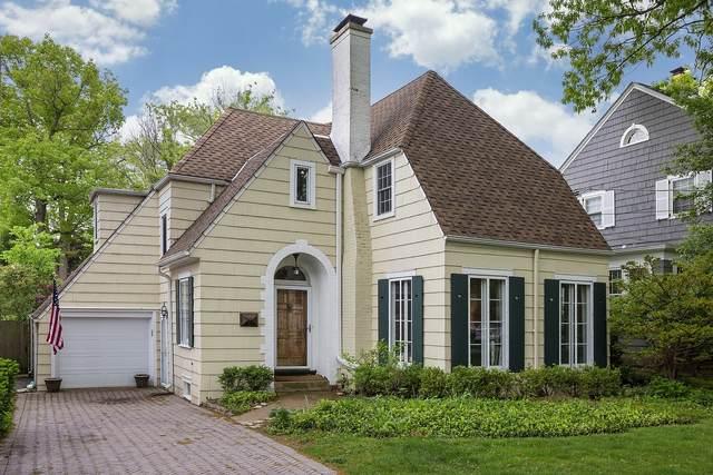 1446 Scott Avenue, Winnetka, IL 60093 (MLS #10967953) :: Janet Jurich