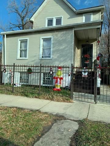 5517 S Shields Avenue, Chicago, IL 60621 (MLS #10967965) :: Janet Jurich