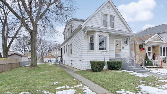 11136 S Talman Avenue, Chicago, IL 60655 (MLS #10967969) :: Jacqui Miller Homes