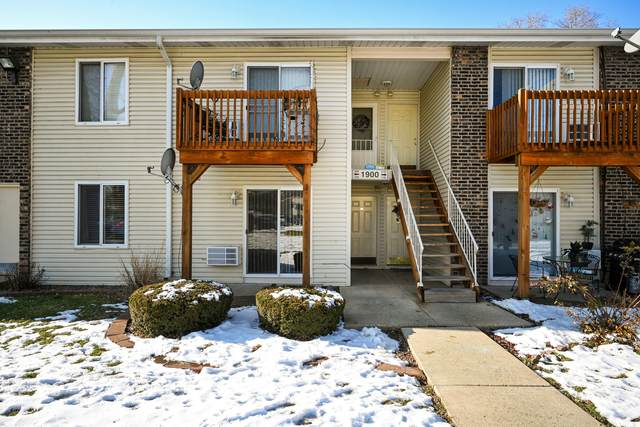 1900 Light Road #109, Oswego, IL 60543 (MLS #10967992) :: Schoon Family Group
