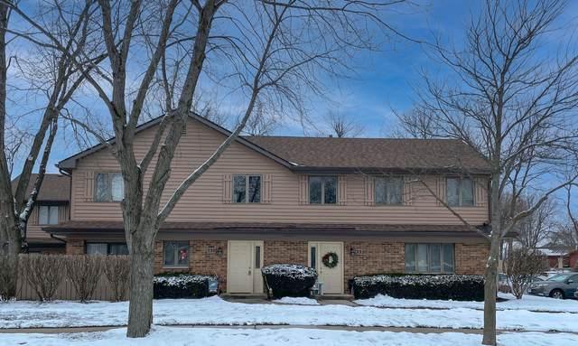 330 N Airlite Street #330, Elgin, IL 60123 (MLS #10968034) :: Suburban Life Realty