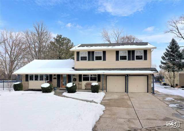 1329 E Sanborn Drive, Palatine, IL 60074 (MLS #10968064) :: Helen Oliveri Real Estate