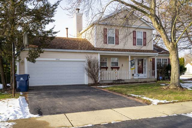2042 University Drive, Naperville, IL 60565 (MLS #10968080) :: Schoon Family Group