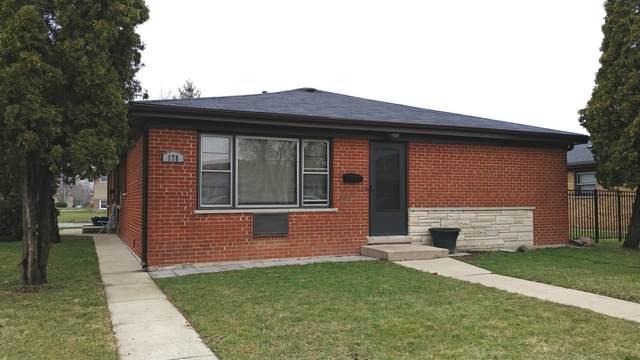578 N Rozanne Drive, Addison, IL 60101 (MLS #10968089) :: Janet Jurich