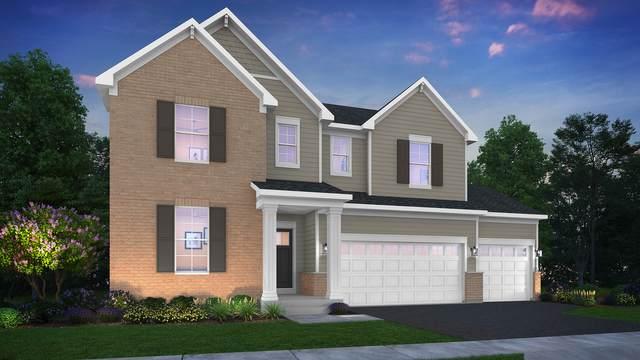 16018 S Longcommon Lane, Plainfield, IL 60586 (MLS #10968097) :: Janet Jurich