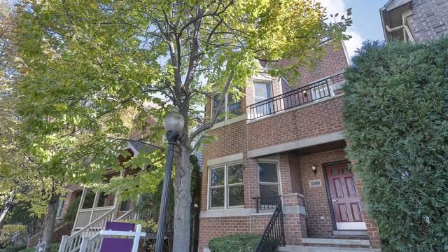 3309 S Throop Street, Chicago, IL 60608 (MLS #10968099) :: Helen Oliveri Real Estate