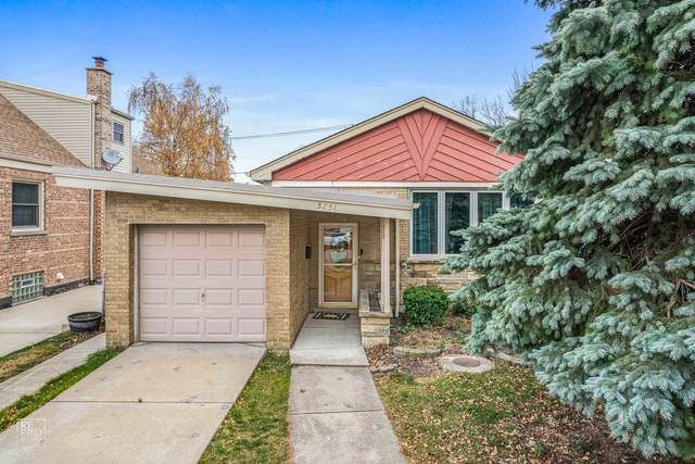 5751 S Newcastle Avenue, Chicago, IL 60638 (MLS #10968143) :: Jacqui Miller Homes