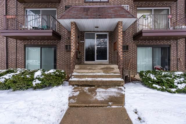 265 N Mill Road 10A, Addison, IL 60101 (MLS #10968156) :: Janet Jurich