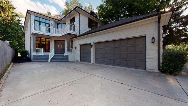 2117 Wilmette Avenue, Wilmette, IL 60091 (MLS #10968177) :: Jacqui Miller Homes