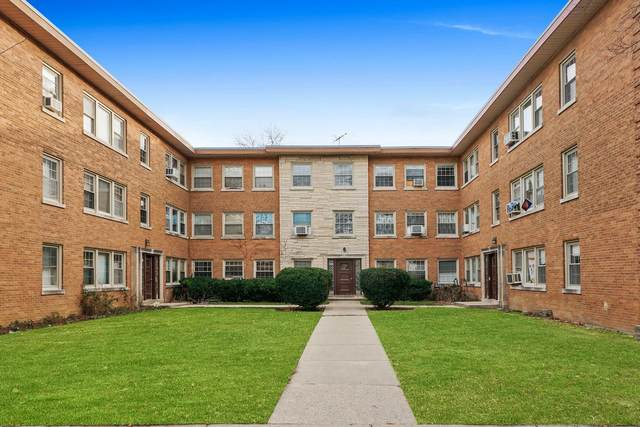 4817 Hull Street 2B, Skokie, IL 60077 (MLS #10968181) :: Helen Oliveri Real Estate
