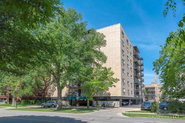 1567 Ridge Avenue #804, Evanston, IL 60201 (MLS #10968191) :: Jacqui Miller Homes