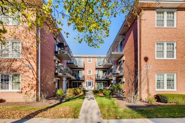 6533 N Northwest Highway 3D, Chicago, IL 60631 (MLS #10968248) :: Jacqui Miller Homes