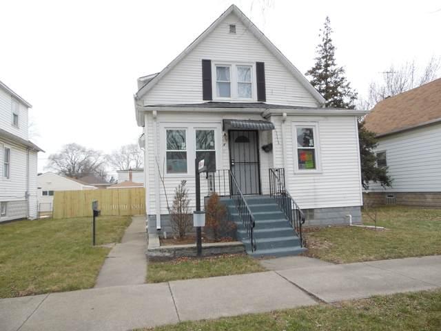 12324 S Morgan Street, Calumet Park, IL 60827 (MLS #10968267) :: Jacqui Miller Homes