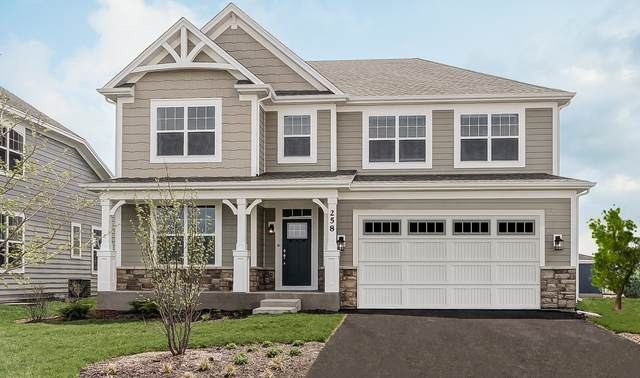 12 Saddle Court, Buffalo Grove, IL 60089 (MLS #10968292) :: Jacqui Miller Homes