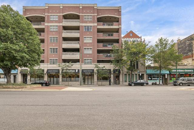437 W North Avenue #603, Chicago, IL 60610 (MLS #10968321) :: Helen Oliveri Real Estate