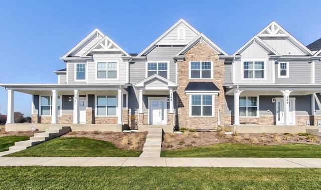 1 Link Drive, Buffalo Grove, IL 60089 (MLS #10968360) :: Schoon Family Group
